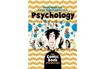 Psychology - The Comic Book Introduction