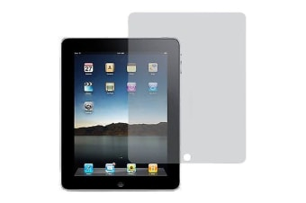 For iPad 1 Anti-Glare HighQuality Durable Transparent Essential Screen Protector