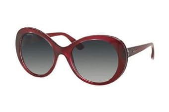 Bvlgari BV8159BQ 55mm - Cherry (Smoke Shaded lens) Womens Sunglasses