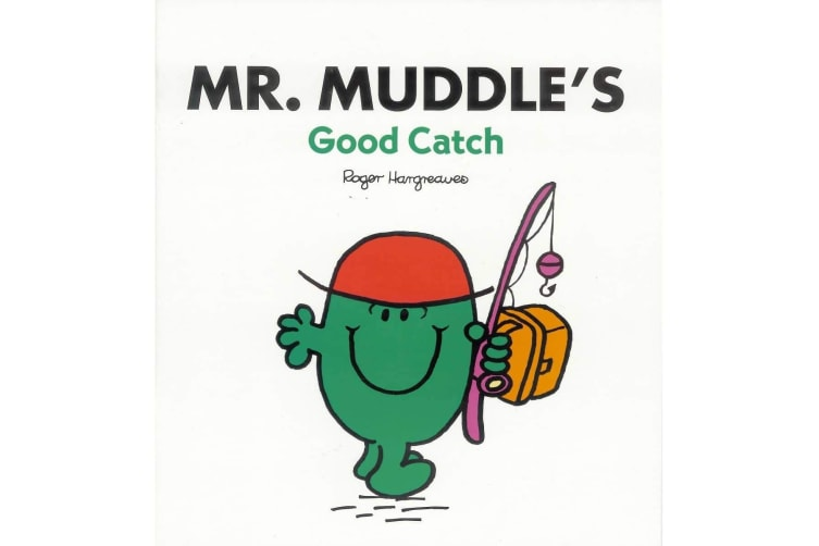Mr. Muddle'S Good Catch - By Roger Hargreaves