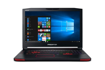 "Acer 17.3"" Predator 17 Core i7-7700HQ 32GB RAM 256GB SSD GTX1070 8GB FHD Gaming Notebook (NH.Q1TSA.007-C77)"