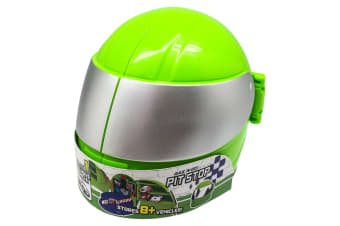 Micro Wheels Playset Helmet