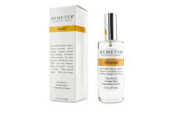 Demeter Almond Cologne Spray 120ml/4oz