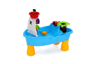 Pirate Ship Sand and Water Table