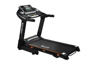 Electric Treadmill Home Gym Exercise Machine Fitness Equipment