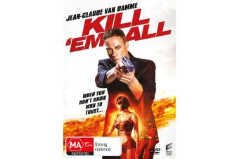 Kill Em All DVD Region 4