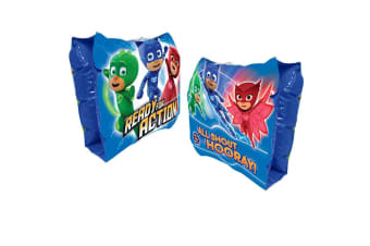 PJ Masks Inflatable Arm Floats Swim Set
