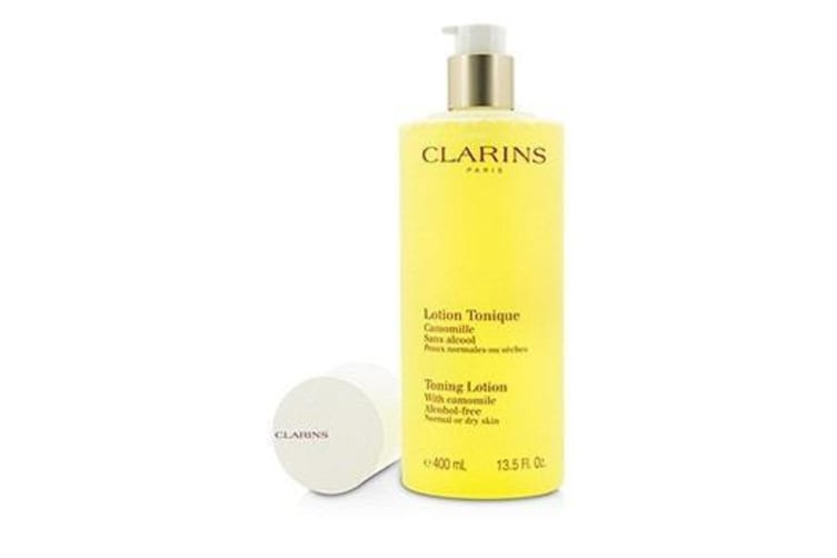 Clarins Toning Lotion with Camomile - Normal or Dry Skin 400ml/13.9oz