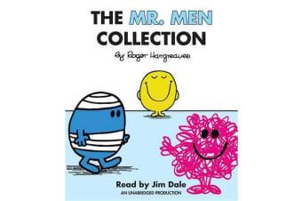 The Mr. Men Collection - Mr. Happy; Mr. Messy; Mr. Funny; Mr. Noisy; Mr. Bump; Mr. Grumpy; Mr. Brave; Mr. Mischief; Mr. Birthday; And Mr. Small