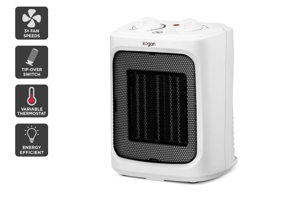 Kogan 2000W Ceramic Fan Heater