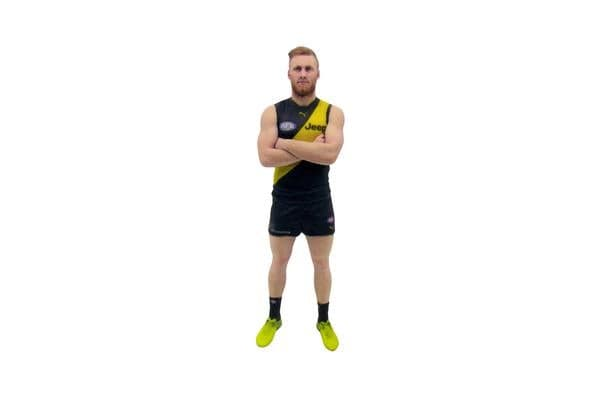 Nick Vlastuin AFL Richmond 3D Printed Mini League Figurine - 18cm