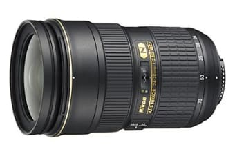 New NIKON AF-S 24-70mm f/2.8 G ED Lens 24-70 F2 (FREE DELIVERY + 1 YEAR AU WARRANTY)