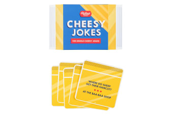 Ridley's 100 Cheesy Jokes
