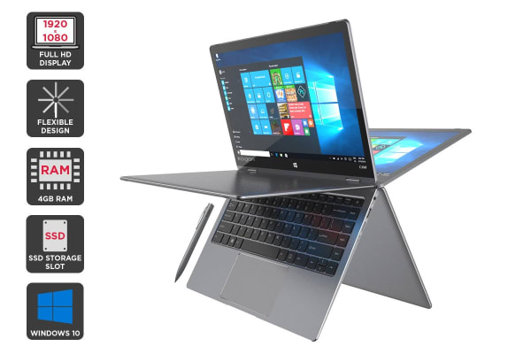 "Kogan Atlas 13.3"" C300 Convertible Notebook"