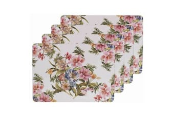 Lily Rose Placemats (Multicoloured) (One Size)