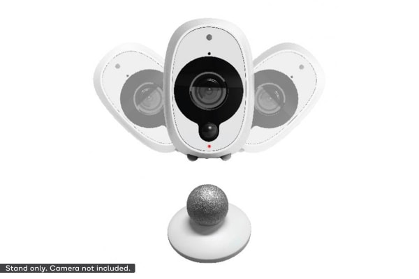 Swann Magnetic Stand for Smart Security Camera - White (SOWHD-INTSTM)