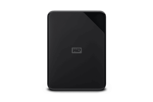 WD Elements SE 4TB USB 3.0 High-Capacity Portable Hard Drive (WDBJRT0040BBK-WESN)