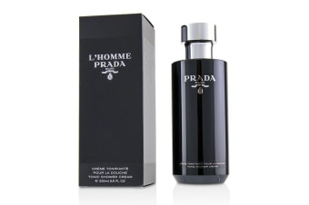 Prada L'Homme Tonic Shower Cream 200ml/6.8oz