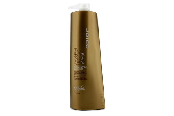 Joico K-Pak Color Therapy Conditioner - To Preserve Color & Repair Damage (New Packaging) (1000ml/33.8oz)