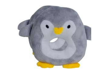 BibiBaby Cuddle Rattle Percy Penquin 1Pk