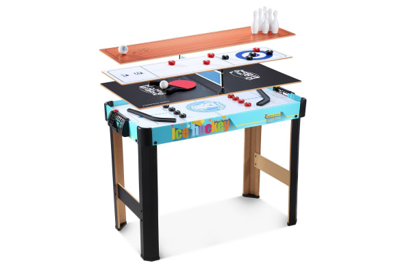 Switchable Multi-Game Table Board Game