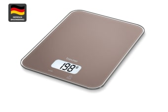 Beurer Digital Kitchen Scale - Toffee (KS19)