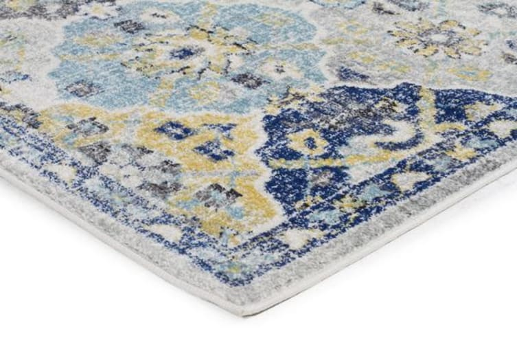 Poppy Multi Transitional Rug 500x80cm