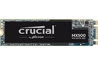 Micron Crucial MX500 500GB M.2(2280) 3D NAND SATA SSD-Read up to 560MB/s,Write