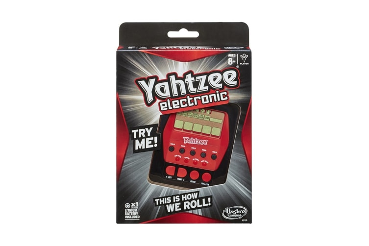 Yahtzee Electronic Game