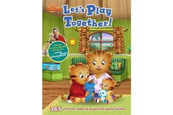 Daniel Tiger's Neighborhood - Let'S Play Together!