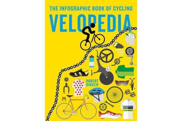Velopedia - The infographic book of cycling