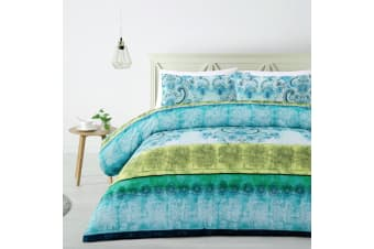 Mehindi Quilt Cover Set Queen by Big Sleep by Big Sleep