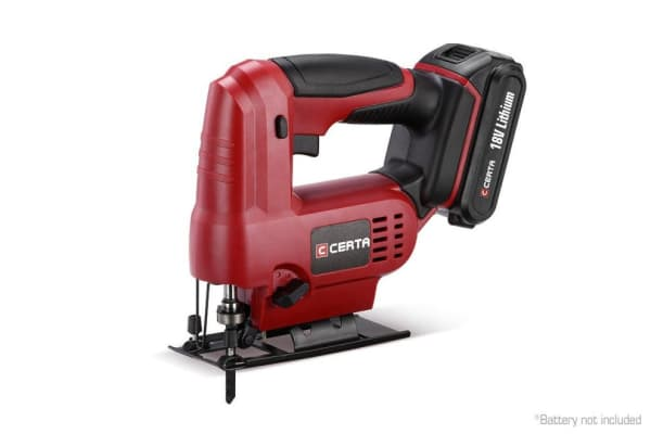 Certa PowerPlus 18V Cordless Jig Saw (Skin Only)
