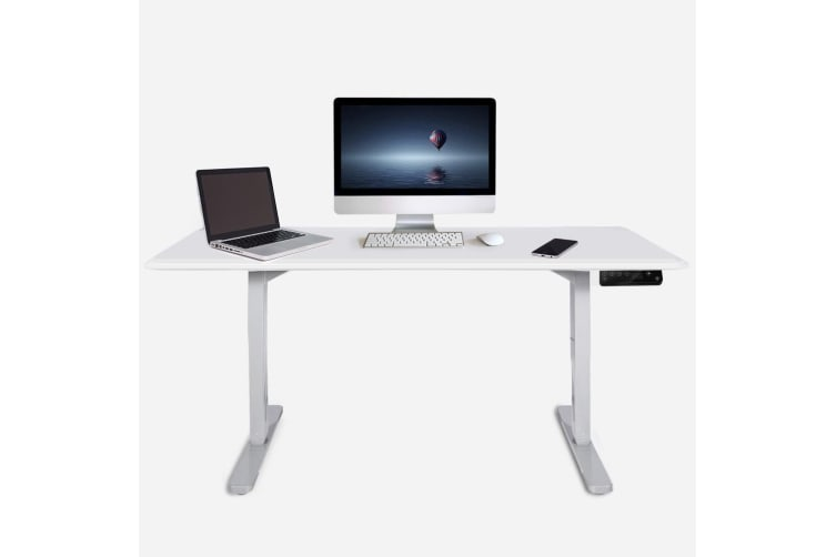 Avante 160cm Height Adjustable Standing Desk Electric Motorised Sit Stand Up Office WT