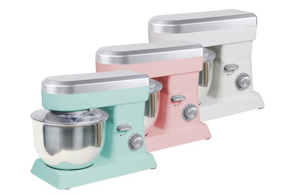 TODO 1200W Electric Stand Mixer 6.2L Stainless Steel Bowl 10 Speed