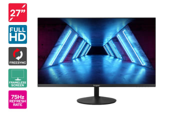 "Kogan 27"" Full HD FreeSync 75Hz Frameless Monitor (1920 × 1080)"