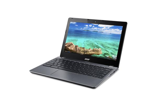 "Acer C740-C32M Chromebook 11.6"" Intel Celeron 3205U 4GB 16GB eMMC SSD NO-DVD ChromeOS 1yr warranty"