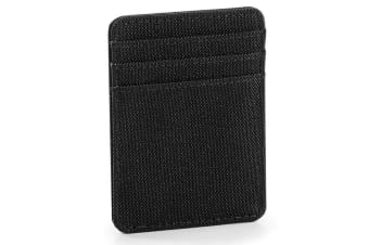 Bagbase Essential Card Slip (Black)