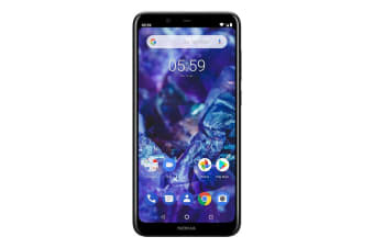 "Nokia 5.1 Plus (5.86"", 32GB/3GB, Android One) - Black"