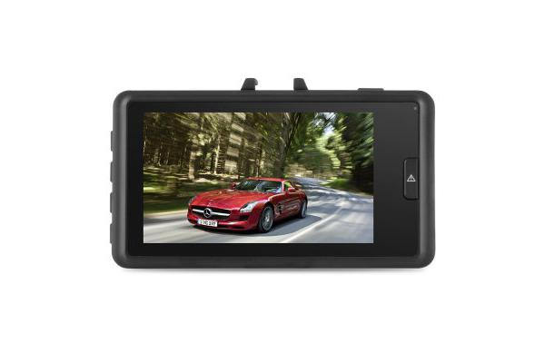 "Full Hd 1080P In Car Dvr Crash Camera Recorder 3"" Ips Lcd G Sensor G86L"