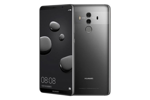 huawei mate 10 pro bla l29 dual sim 128gb titanium gray. Black Bedroom Furniture Sets. Home Design Ideas