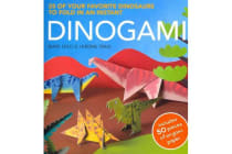 Dinogami - 25 of Your Favourite Dinosaurs to Fold in an Instant