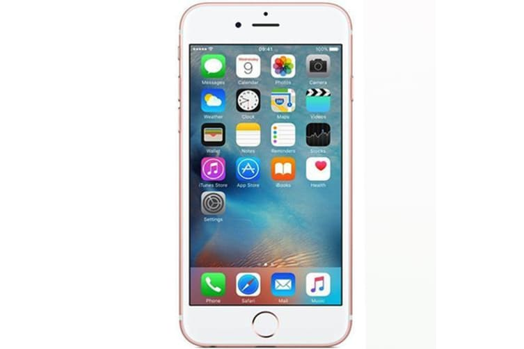 Used as Demo Apple Iphone 6S Plus 128GB Rose Gold (Local Warranty, 100% Genuine)