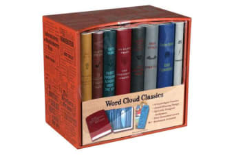 Word Cloud Box Set - Brown