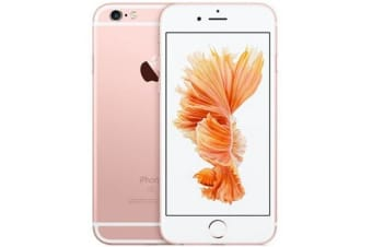 Used as Demo Apple iPhone 6s Plus 128GB Rose Gold (6 month warranty + 100% Genuine)