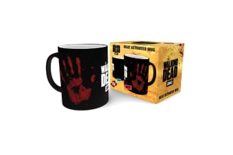 The Walking Dead Heat Changing Mug (Multicoloured) (One Size)