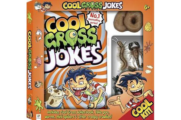 Image of Cool Gross Jokes Kit