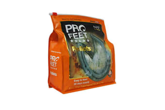 NAF Five Star Pro Feet Pellets (May Vary)