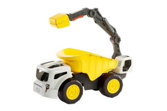 Little Tikes Monster Dirt Digger Construction Vehicle Truck Kids/Child 3y+ Toy
