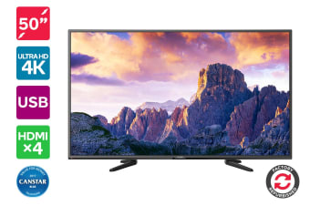 "Refurbished Kogan 50"" 4K LED TV (Series 8 KU8000)"